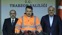 İSMAIL USTAOĞLU - Bakan Pakdemirli'den Karadeniz'deki Örtü Yangınlarına İlişkin Açıklama