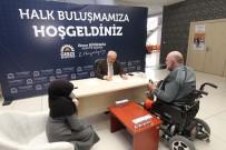 GEBZELI - Başkan Büyükgöz Vatandaşı Dinliyor