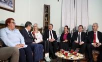 BİSİKLET YOLU - Başkan Palancıoğlu Akşam Oturmasında 2020 Programını Anlattı