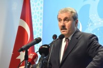 SINIR GÜVENLİĞİ - Destici'den İmamoğlu'na Sert Çıkış Açıklaması 'Oradaki Meclisi Yok Saymak Kimsenin Haddi Olmamalıdır'