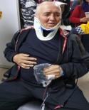 Eski Dünya Şampiyonu Güreşçi Kazada Yaralandı