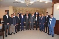 MEHMET KAPLAN - Gaziantep Polisgücü'nde Görev Dağılımı Yapıldı