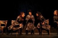 OSMAN HAMDİ BEY - Gebze'de 'Macbeth' Oyununa Yoğun İlgi