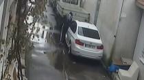 ANTIDEPRESAN - İzmir'de Araçlardan Hırsızlık Yapan Zanlı Güvenlik Kamerasına Takıldı