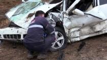 Kastamonu'da 2 Otomobil Çarpıştı Açıklaması 1 Ölü, 2 Yaralı