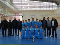 VOLEYBOL ŞAMPİYONASI - Köy Okulu Voleybolda Nevşehir Şampiyonu Oldu