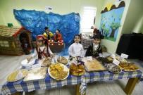 ÇİĞ KÖFTE - Miniklere 7 Bölge Yerli Malı Kutlaması