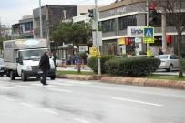 YAYA GEÇİDİ - (Özel) Sakarya'da Annenin Ölümüne Neden Olan Kaza Anlarını Taksi Şoförü Anlattı