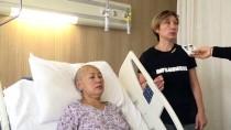 ELEKTRİK AKIMI - Parkinsonlu Kırgız Hasta Türkiye'de Sağlığına Kavuştu