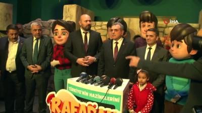 'Rafadan Tayfa Göbeklitepe' Filminin Galası Şanlıurfa'da Yapıldı