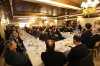 AHMET ŞAHIN - Safranbolu'da Yılın Son Muhtarlar Toplantısı Yapıldı