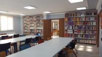 ADNAN DEMIR - Şenkaya'da, DAP Semt Kütüphanesi Açıldı