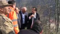 İSMAIL USTAOĞLU - Trabzon'un Dernekpazarı İlçesindeki Örtü Yangını Kontrol Altına Alındı