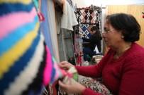 Tunceli'de Nene Mirası Kilimler 'İlmik İlmik' Gün Yüzüne Çıkıyor