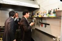 BÜLENT KORKMAZ - Ankara'da Yılbaşı Öncesi Eğlence Mekanlarına Gıda Ve Alkol Denetimi