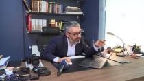 ÇıLDıR GÖLÜ - Diriliş Postası Genel Yayın Yönetmeni Erem Şentürk AA'nın 'Yılın Fotoğrafları'nı Oyladı