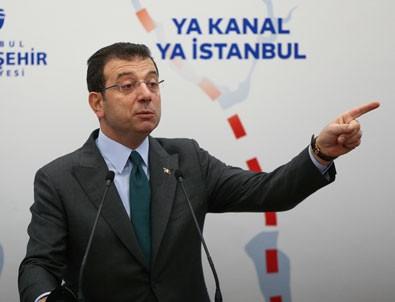 Ekrem İmamoğlu, Kanal İstanbul'u savunan ismi görevden aldı