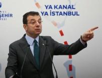 YıLDıZ TEKNIK ÜNIVERSITESI - Ekrem İmamoğlu, Kanal İstanbul'u savunan ismi görevden aldı