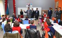 ZİYA GÖKALP - Erzincan'da Z- Kütüphanelerinin Açılışı Yapıldı