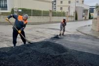 ÇUKURHISAR - Fen İşleri Ekipleri 9 Mahallede Çalışıyor