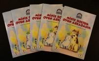GEBZELI - Gebzeli Çocuklara Hayvan Sevgisi Aşılayacak Kitap