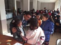 İlçe Milli Eğitim Müdürü Karakoç, Vali Recep Yazıcıoğlu Anadolu İmam Hatip Lisesini Ziyaret Etti