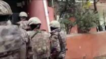 SOYGUN - İzmir'de 2 Kişinin Yaralandığı Kuyumcu Soygununda 4 Zanlı Yakalandı
