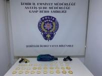 SOYGUN - İzmir'de Kuyumcuyu Soyup İki Kişiyi Yaralamışlardı, Yakalandılar
