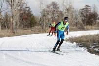 KANDILLI - Kayaklı Koşuda FIS Puanı Heyecanı