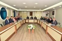 ABDULLAH UÇGUN - 'Salihli OSB 40 Bin Kişiye Ekmek Kapısı Olacak'