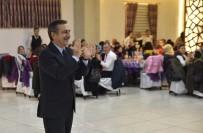 SES SANATÇISI - Tepebaşı Ailesi Yılbaşı Etkinliğinde Buluştu