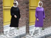 TESETTÜR - Tesettür Giyim Modasında En Beğenilen Tasarımlar