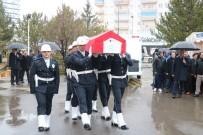 FUTBOL MAÇI - Vefat Eden Polis Müdürü Törenle Uğurlandı