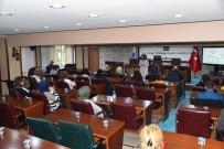 KEPEKLİ EKMEK - Yunusemre Belediyesi Personeline Sağlıklı Beslenme Semineri