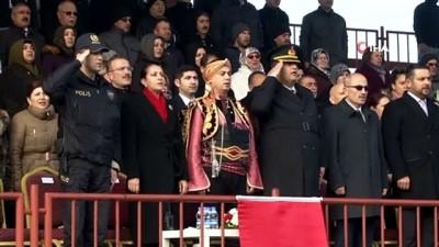 Atatürk'ün Ankara'ya Gelişinin 100. Yılı Seğmen Gösterisiyle Kutlandı