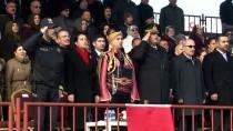 TÜRK HAVA KURUMU - Atatürk'ün Ankara'ya Gelişinin 100. Yılı Seğmen Gösterisiyle Kutlandı