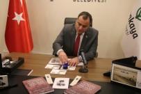 ÖZEL TASARIM - Çankaya'dan 100'Üncü Yıla Özel Mühür