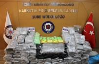 DEVLET MEMURU - Emekli Memurun Evinden 258 Kilo Skunk İle 43 Bin Uyuşturucu Hap Çıktı