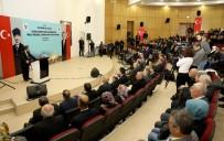 KIBRIS BARIŞ HAREKATI - Kıbrıs Gazileri Madalyalarını Aldı