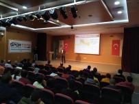 ÇANAKKALE DESTANI - Mehmet Akif Ersoy Sultangazi'de Anıldı