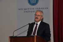 EROL GÜNGÖR - NEÜ'de Bağımlılık Konferansı