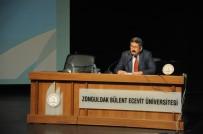 SEYFULLAH - Prof. Dr. Muhammet Fatih Andı, BEÜ'de Konferans Verdi
