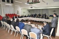 YUSUF GÜLER - Roman Çalıştayı Ve İl Eylem Planı Toplantısı Yapıldı