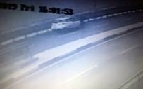 KADIN SÜRÜCÜ - Sultanbeyli'deki Feci Kaza Güvenlik Kamerasında