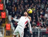 TOURE - Süper Lig Açıklaması Beşiktaş Açıklaması 0 - Gençlerbirliği Açıklaması 1 (İlk Yarı)