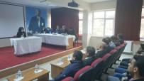 Tunceli'de 'Mesleki Yarışmalar' Finali Yapıldı