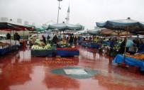 OKYANUS - Yaşamkent Pazaryeri Hizmete Açıldı