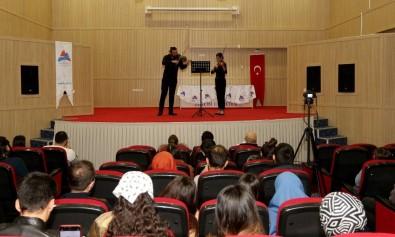 Ağrı İbrahim Çeçen Üniversitesi'nde Duo Keman Resitali