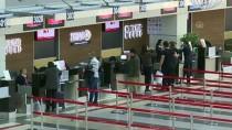 ANTALYA HAVALİMANI - Antalya Havalimanı 35 Milyondan Fazla Yolcuyu Ağırladı