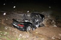 LÜKS OTOMOBİL - Bu Otomobilden Sağ Çıktılar